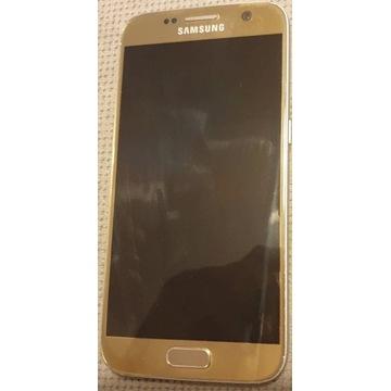 Samsung Galaxy S7 ZŁOTY 4/32 GB G930F Pełna F.VAT