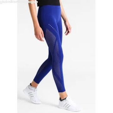 Adidas Performance WARPKNIt legginsy mysink S