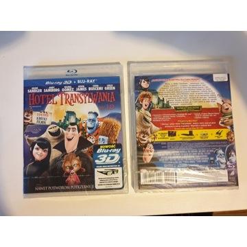 Hotel Transylwania - Blu Ray 3D + Blu Ray, PL – fo