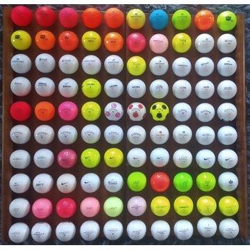 Kolekcja piłek golfowych 430 szt. SPRAWDŹ!