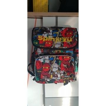 Plecak Lego Ninjago