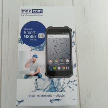 NOWY MAXCOM MS457 Strong.
