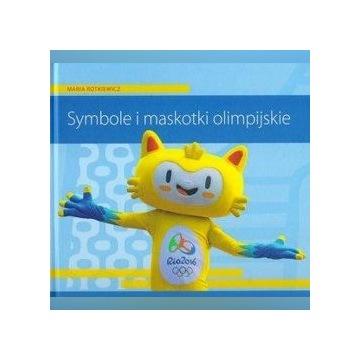 Symbole i maskotki olimpijskie album Nowy
