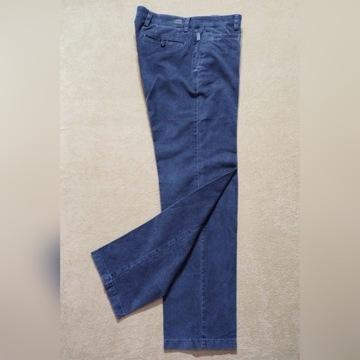 Spodnie męskie 48 W33 eleganckie DIGEL jak NOWE