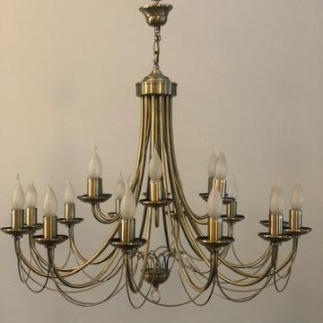 Candellux Muza - Klasyczna lampa 18 żarówek