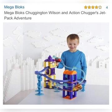 Mega Bloks Stacyjkowo - Zjeżdżalnia 96629