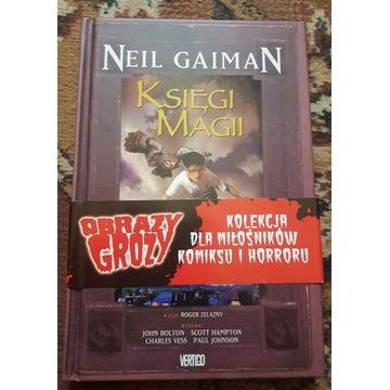 KSIĘGI MAGII, OBRAZY GROZY # 2, Gaiman