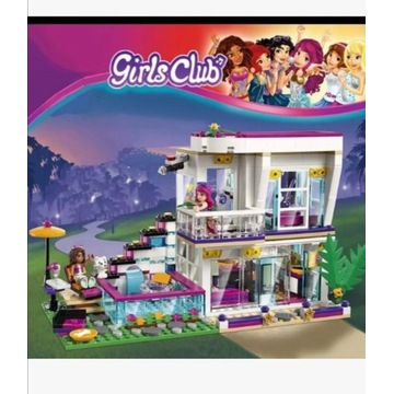 """Friends""""dom gwiazdy pop""""jak 41135 GRATIS wysylka!"""
