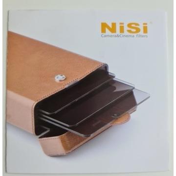 NiSi 150mm System Skórzane Pudełko Etui na Filtry