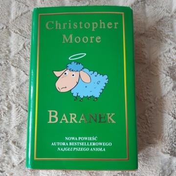 Christopher Moore BARANEK unikat bardzo dobry stan