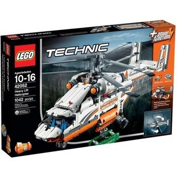 LEGO TECHNIC 42052 ŚMIGŁOWIEC TOWAROWY HELIKOPTER