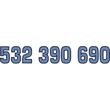 532 390 690 ZŁOTY NUMER STARTER T-MOBILE