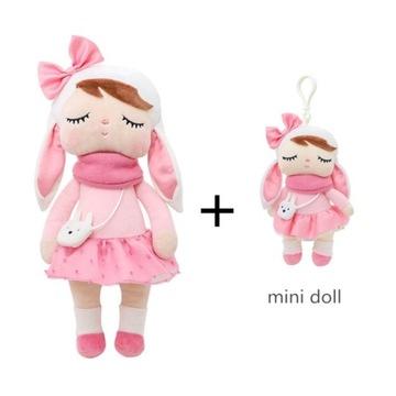 2x pluszowa lalka jednorożec MeToo