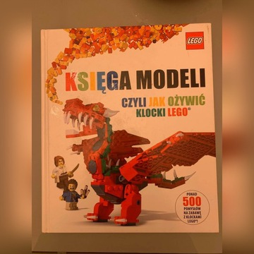 """""""Księga Modeli czyli jak ożywić kolcki Lego"""""""
