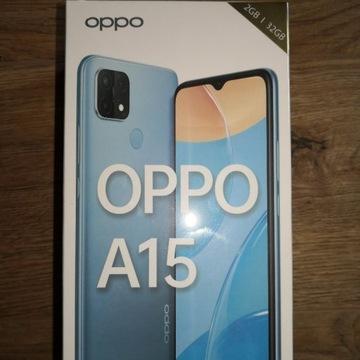 Oppo A15 CPH2185 2/23 GB - nowy