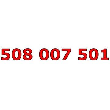 508 007 501 ORANGE ŁATWY ZŁOTY NUMER STARTER