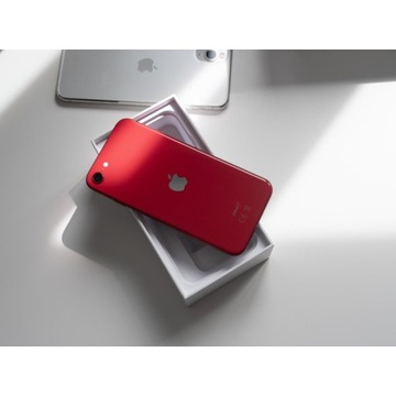 iPhone SE 2020 64GB (Product) RED - Apple