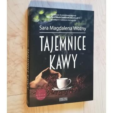 Tajemnice kawy / Sara Magdalena Woźny / ZYSK