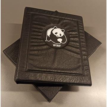 Album WWF na koperty numizmatyczne
