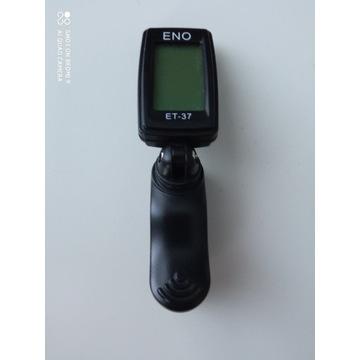 stroik - tuner chromatyczny do gitary Eno ET-37