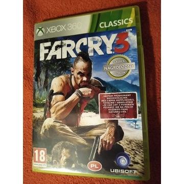 Far Cry 3 Xbox 360 PL