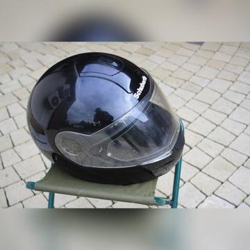Kask motocyklowy SCHUBERTH C3 ROZMIAR 56/57 CZARNY