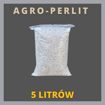 Perlit ogrodniczy EP 200 Agroperlit 5 litrów