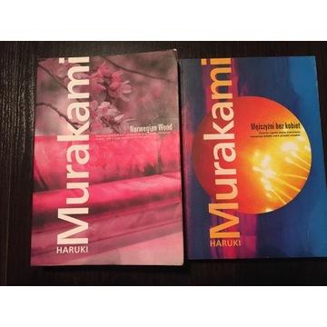 Haruki Murakami- Zestaw/pakiet dwóch książek