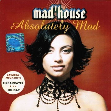 Mad'House - Absolutely Mad [2002] CD