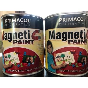 Magnetyczna farba podkładowa Magneti Paint 2 szt.