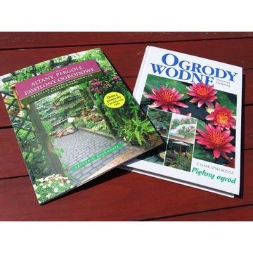 Poradniki ogrodowe - komplet 4 szt. książek, kolor