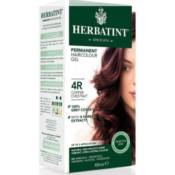 Farba do włosów Herbatint *4R MIEDZIANY *Kraków