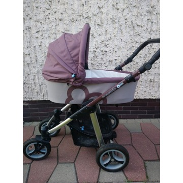 Wózek 3w1 BabyDesignLupo + Fotelik MaxiCosi+Gratis