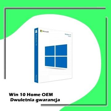 Win 10 HOME Klucz 32/64 Bit