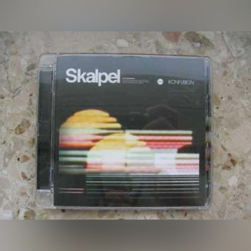 "cd SKALPEL ""Konfusion"" PACZKOMAT GRATIS!"