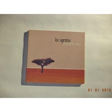 LOS AGENTOS - afrykański śnieg - muzyka CD
