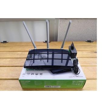 Router Wi-Fi TP-LINK TL-WR1043ND v4.0 Gargoyle PL