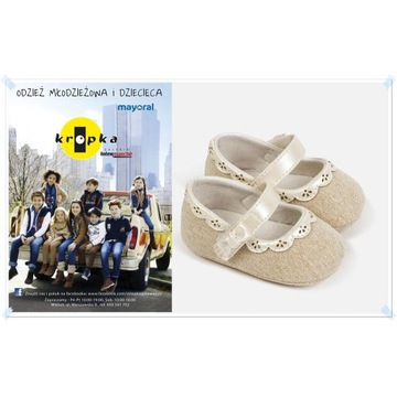 Buty dla dziewczynki MAYORAL 9283 rozmiar 19