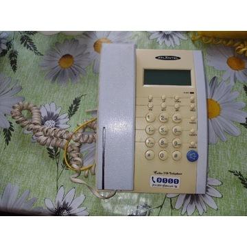 telefony stacjonarne biały 0 zł lub żółty