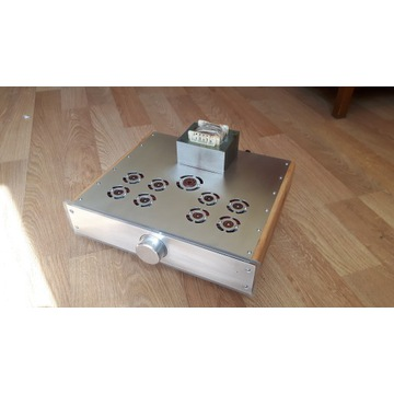 Obudowa wzmacniacza lampowego EL84 PCL86 ECL86
