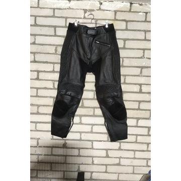 Damskie spodnie motocyklowe skorzane TEKNIC L / XL