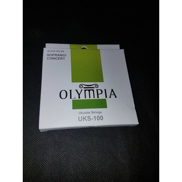 Struny Olympia do ukulele sopranowego/koncertowego