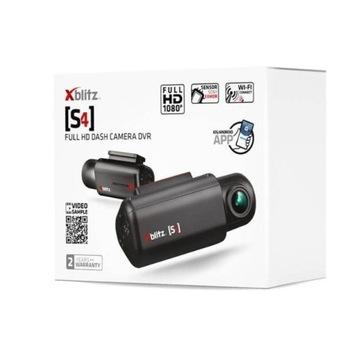 Kamera samochodowa rejestrator Xblitz S4 FULL HD