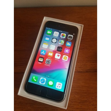 Oryg iPhone 6 32 GB Space Gray stan idealny