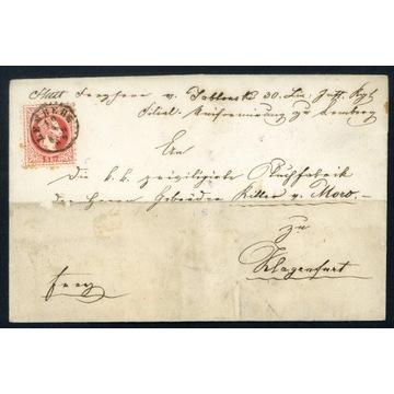1869 Zabór Austriacki Galicja Kresy Ukraina Lwów