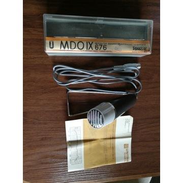 Unitra Tonsil MDO IX 676 Mikrofon