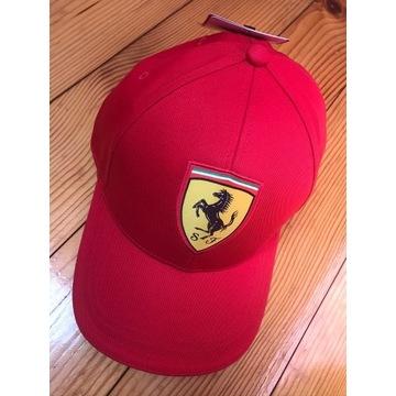Czapka scuderia Ferrari