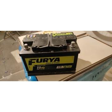 Akumulator samochodowy FURYA 72Ah 600A