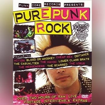 Pure Punk Rock składanka folia