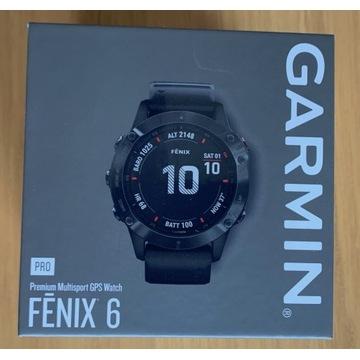 Zegarek Garmin Fenix 6 Pro 010-02158-02